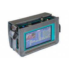 "Portable TV Meter ( 7"" touchscreen display)"