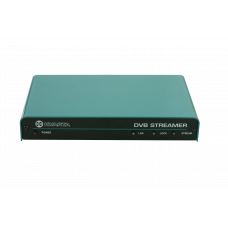 DVB Streamer S/S2 (PRO) IPTV Streaming