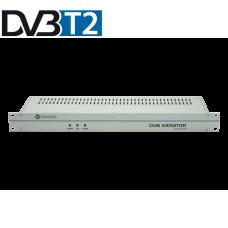 DVB MONITOR T/T2 Monitoring